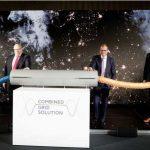 Eerste internationale hybride offshore interconnector via offshore windparken geopend
