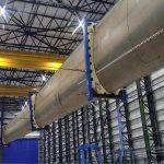 Rotorblad van 107m lengte gecertificeerd