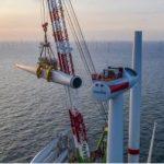 Belgische offshore windparken produceerden in 2020 6,7 TWh elektriciteit