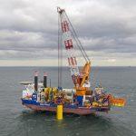 Van Oord wint kabel en fundatiecontract voor Brits windpark