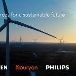Philips, HEINEKEN, Nouryon & Signify sluiten virtuele PPA contract met Fins windpark