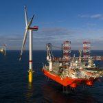Duitsland plaatst geen offshore windenergievermogen in 2e helft 2020