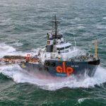Kustwacht heeft nieuw schip voor bescherming windpark Borssele