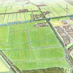 Gemeenteraad Wijchen stemt in met plannen voor Windpark Bijsterhuizen