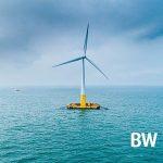 BW Offshore investeert in drijvende wind technologiebedrijf Ideol