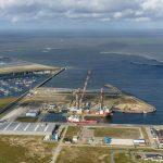DHSS offshore terminal IJmuiden