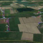 VolkerWind bouwt turbinefundaties voor Windpark Den Tol