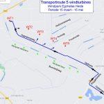 transportroute windpark egchelse heide