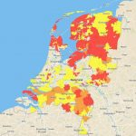 regionale netbeheerders lanceren capaciteitskaart