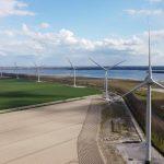 Windpark Oostflakkee in bedrijf gesteld