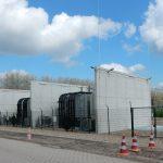 Windpark Zeewolde transformatorstation gereed