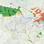 Gemeenteraad Amsterdam keurt zoekgebieden voor 17 windturbines goed