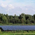 11,1 % van totale energieverbruik in 2020 uit hernieuwbare bronnen
