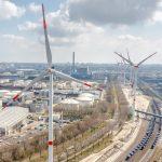 Nieuwe inkoopmethode Windpark Nieuwe Hemweg levert besparing voor milieu op