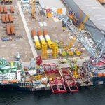 Eerste funderingen op weg naar Hollandse Kust Zuid offshore windpark