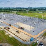 Volker Energy Solutions start met uitbreiding hoogspanningsstation Rilland 380kV