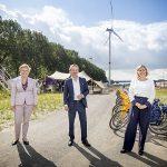 Windpark Nieuwe Hemweg geopend