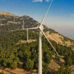 EWT installeert DW61-1000kW windturbines in Griekenland
