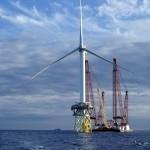 Offshore windpark Gemini bij Schiermonnikoog start 2015