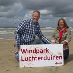 Eneco Luchterduinen: naam 2e windpark Noordzee