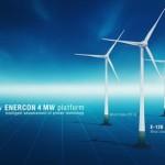 Enercon ontwikkelt 4 MW windturbine