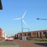 Conferentie NLVOW: Geen windmolens tussen woonwijken