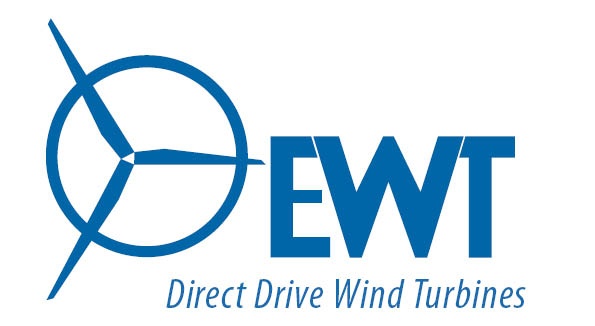 LOGO – EWT Direct drive wind turbines