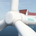 6 MW offshore windturbine van Siemens is economischer