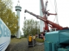 Siemens sloopt windturbine Zoetermeer