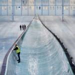 Siemens slaat overtollige elektriciteit opgewekt door windturbines op