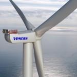Grotere windturbines 8 MW verlagen kosten offshore windenergie
