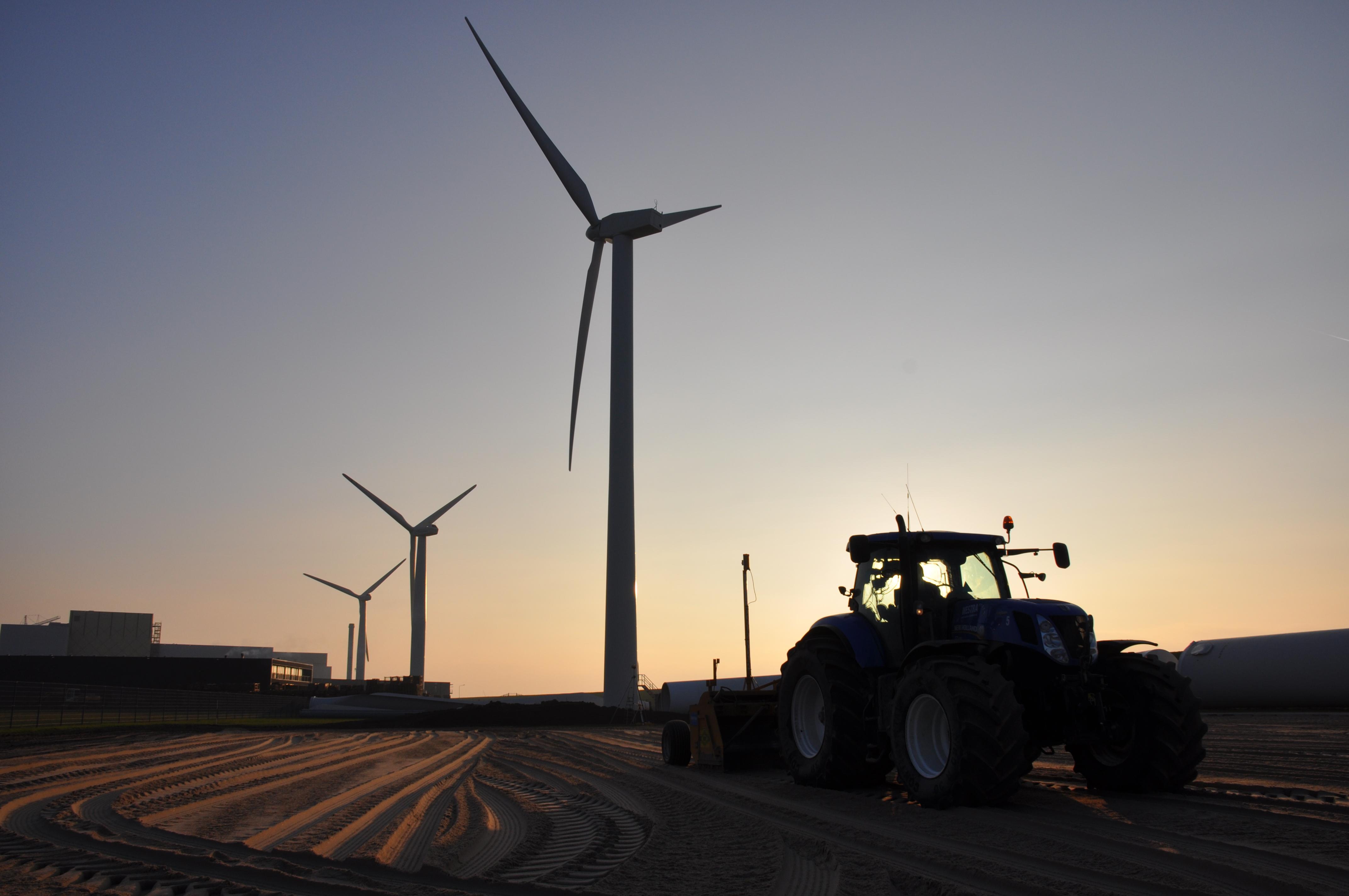 Windpowercentre Harlingen uitbreiding