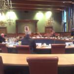 Provincie Groningen ontneemt actievoerdster het woord