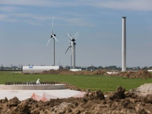 Windparken Deil en Avri te Geldermalsen
