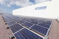 Zonne-energie en windenergie in Noord-Holland