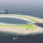 Belgie wil energie-eiland