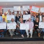 10 lokale initiatieven m.b.v. het Eneco Luchterduinenfonds