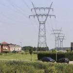 Energie opwekken mbv hoogspanningsmasten