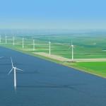Lemmer thuisbasis onderhoud windpark Westermeerwind