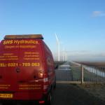 SHS Hydraulics opent nieuw servicepunt in Swifterbant