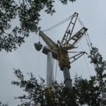 Ontmanteling windpark Kreekraksluizen Zeeland