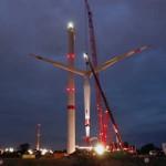 Vlaanderen heeft in 2014, 59 windturbines geinstalleerd