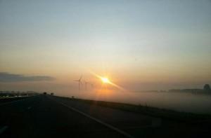 windmolen mist