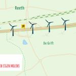 Realisatie windpark Nijmegen stapje dichterbij