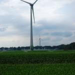 Vlaamse groene partij wil omwonenden mee laten profiteren van windenergie